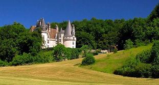 The Château of Puyguilhem